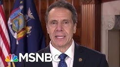 Andrew Cuomo: Governors Are In Charge Because Trump Put Them In Charge   Morning Joe   MSNBC
