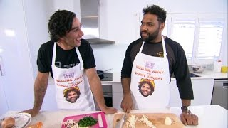 Sizzling Away with Sammy Thaiday - Jonathan Thurston   NRL Footy Show   Ep24 10-08-2016