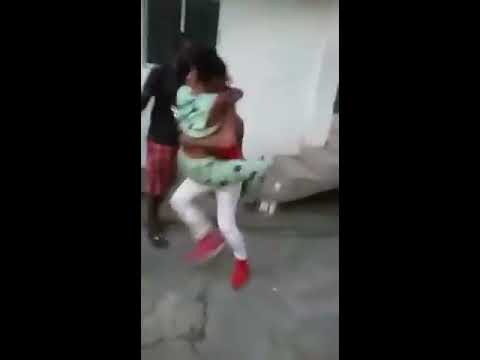 Marvin di dancer vs shelly belly daggering 2015 kg - YouTube
