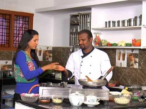 How To Make 'Chicken Pasta' Recipe - Ruchulu Telugu