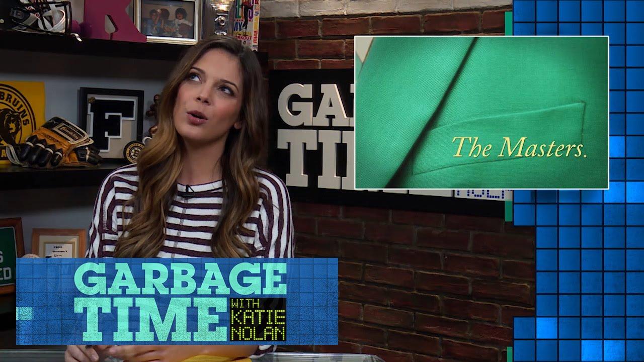 Garbage Time With Katie Nolan April 12 2015 Full Episode