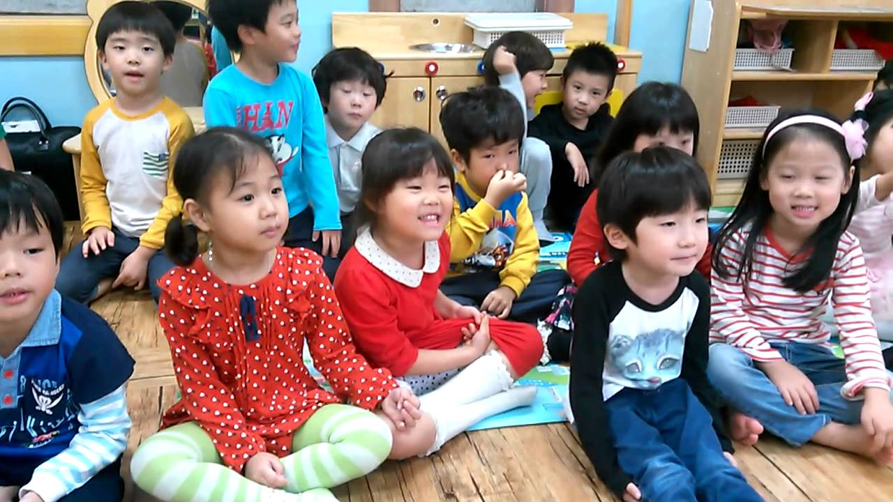 Korean kids singing Uzbek children's song Jo'ja - YouTubeKorean Toddler Songs