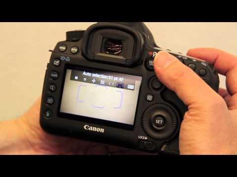 Canon 5D Mark III Review 61 Autofocus Points