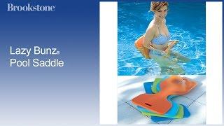 Lazy Bunz® Pool Saddle Float
