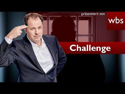 Darf ich Videos aus dem Gefängnis bei YouTube hochladen? | Challenge WBS  RA Christian Solmecke