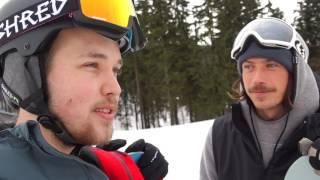 Učím se na Snowboardu [VLOG] + [SOUTĚŽ]