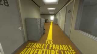 the stanley parable follow the adventure line