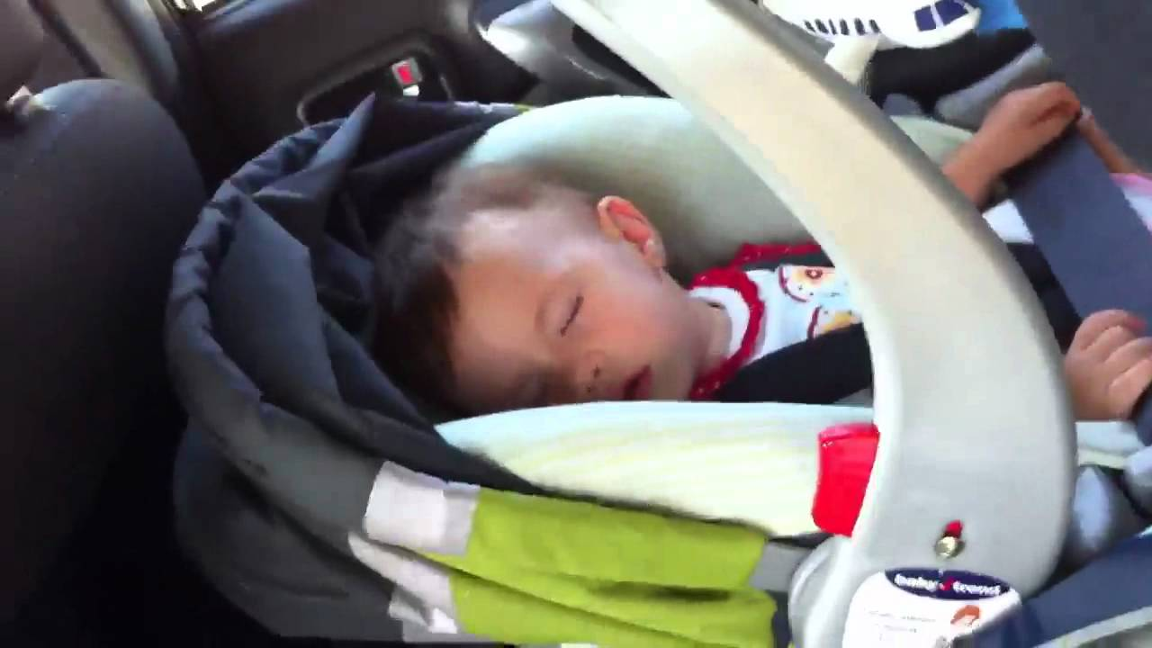 How to put baby a sleep fast - YouTube