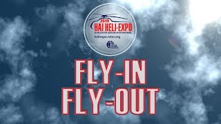 HAI HELI-EXPO 2019 Fly-in Fly-out in Atlanta
