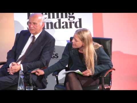 Sian Berry attacks the Tory Corbyn smears at Evening Standard Hustings 06062017