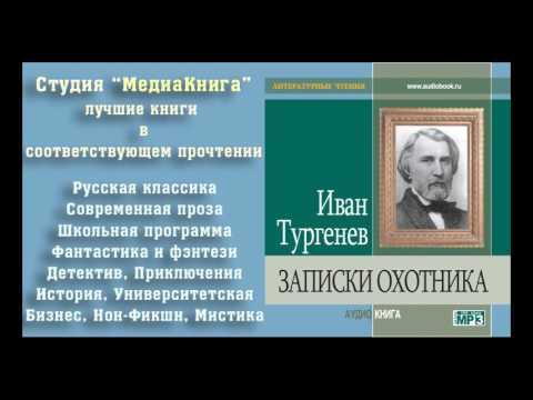 Тургенев И. С. «Записки охотника» «Певцы»,  аудиокнига, полная версия