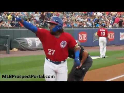 Vladimir Guerrero Jr. - 3 HOME RUNS - FULL RAW VIDEO