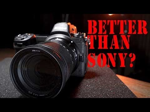Nikon Z6 review and Comparison with Sony A7III