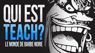 L'ULTIME POWER UP INCROYABLE DE BARBE NOIRE - THÉORIE ONE PIECE