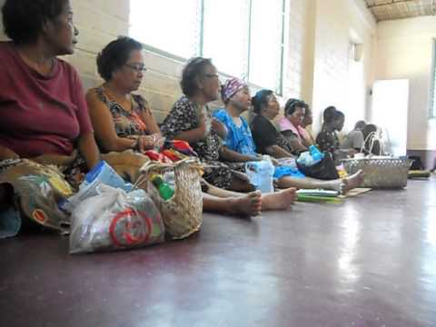 Concerned Citizens Group met with FSM President Manny Mori in Yap: II (January 22, 2013)
