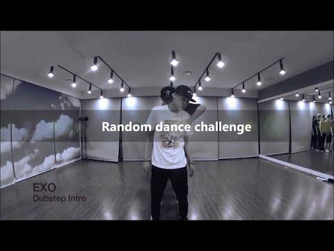 Kpop Random dance challenge  2  (mirrored)