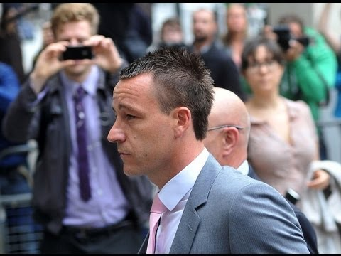 John Terry faces FA racism charge