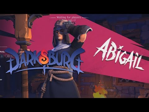 🎮 Darksburg - Cooperative Survival Action Game With Zombies [ Early Access ] |