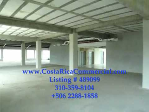 Costa Rica Commercial Class A Office Space for rent in Escazu.wmv