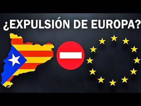 ¿Qué pasaría si Cataluña se separa de España?