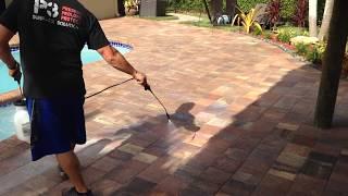 Paver Sealing Brick Pavers Florida