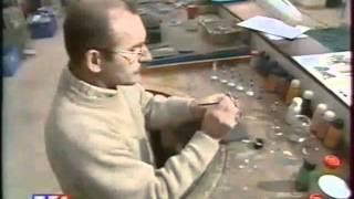 Reportage sur Claude Alexandre Créateur de soldats en plomb