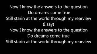 2Pac Starin Through My Rearview Remix With Lyrics