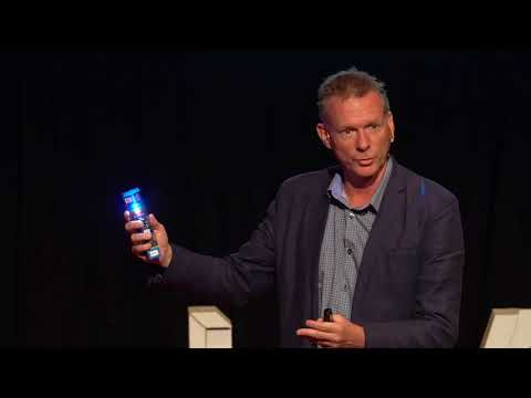 Digital Agriculture Transforming Farmers' Lives | Michael Robertson | TEDxUWA