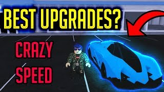 MAKE YOUR CAR THE FASTEST! | BEST UPGRADES FOR SPEED?! | Roblox Vehicle Simulator