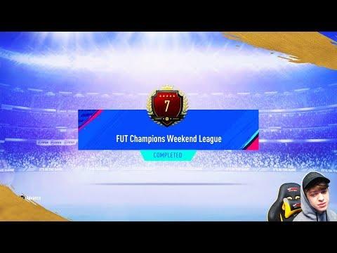 TOP 100 FUT CHAMPIONS REWARDS + 5 RED PLAYER PICKS! FIFA 19 Ultimate Team