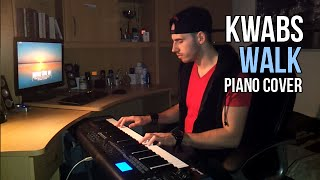 Kwabs - Walk (Piano Cover by Marijan)