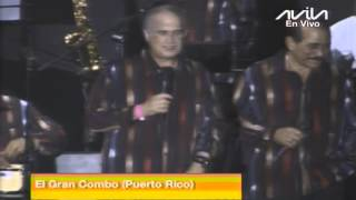 El Gran Combo de Puerto Rico, concierto completo en el Suena Caracas 2014