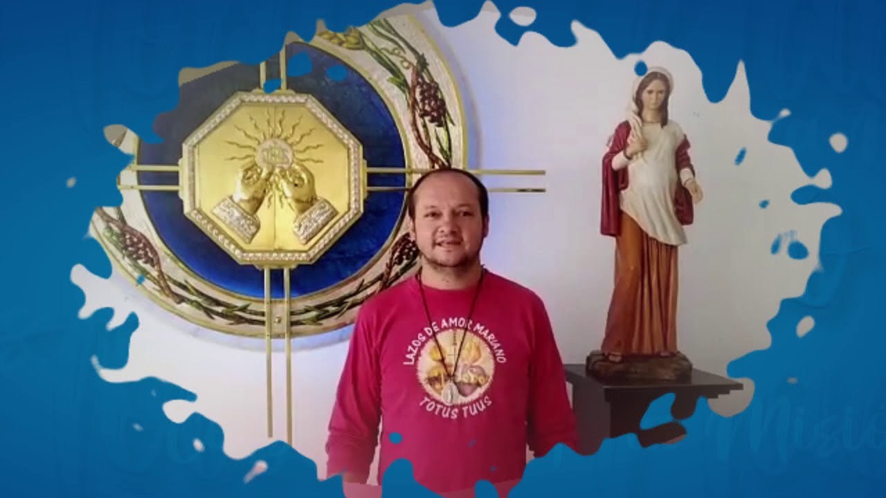 Willian Aristizábal - VI Congreso de Espiritualidad LAM | o Todo o Nada... Consagrados ¡a la misión!