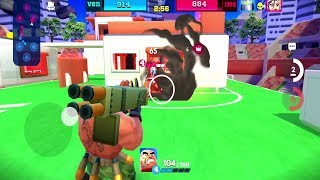 FRAG Pro Shooter  Android Gameplay