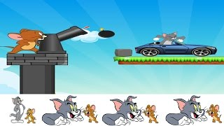 Tom and Jerry Game Play- Bombing Tom Cat