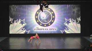 TEO2015 - Plyeshakova / Sivirina - Senior Jazz Double