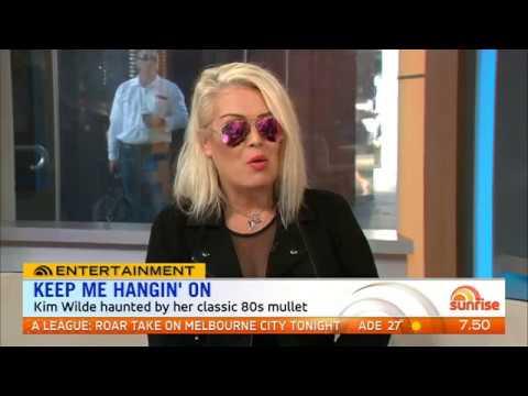 Kim Wilde - Sunrise interview November 2016