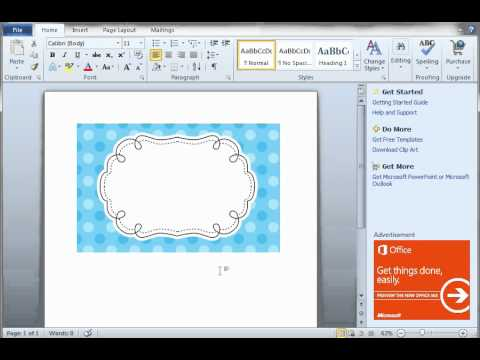 How to Use Clip Art in Microsoft Word