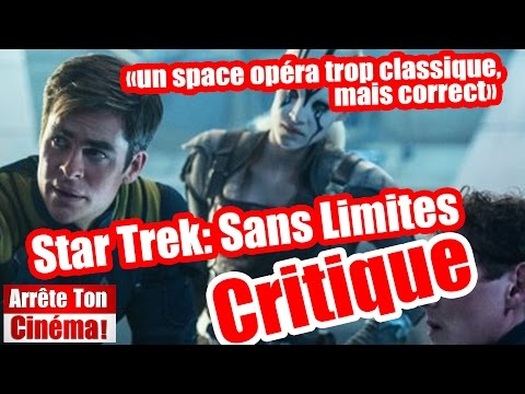 Critique Star Trek : Sans Limites