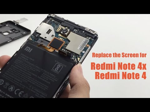 How to Replace Your Redmi Note 4x/Redmi Note 4 Global Screen
