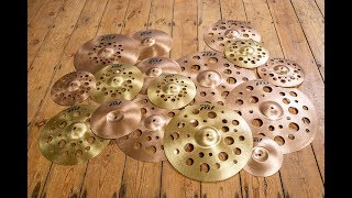 Paiste PST X Cymbals - Drummer's Review