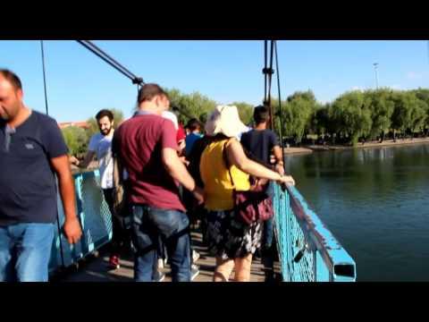 Avanos Tahta Köprü, Asma Tahta Köprü, Köprü Neden Sallanıyor