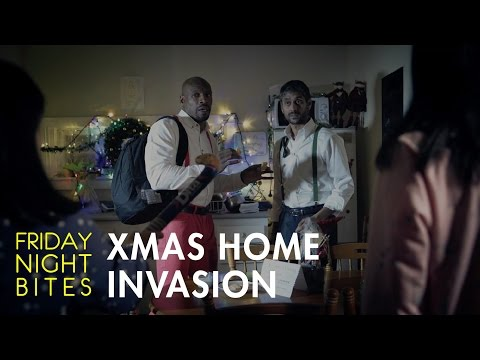 Friday Night Bites - XMAS HOME INVASION | Comedy Web Series
