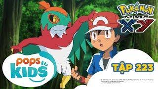 Pokémon Tập 223 - Orotto Của Khu Rừng Ma Quái!  - Hoạt Hình Tiếng Việt Pokémon S17 XY