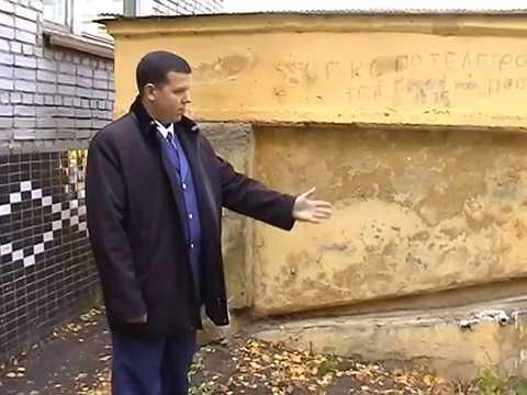 Кузнецк, октябрь 2007, Убийство у горбольницы