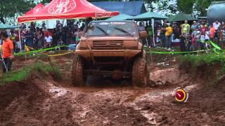 Competencia 4x4 La Chorrera Off Road