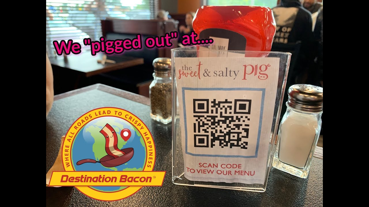 We reviewed The Sweet & Salty Pig