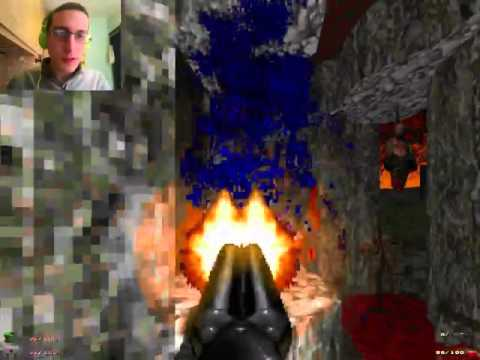 Brutal Doom: Hell On Earth - Ep.28 - Sacrificial Ground Of EVERYTHING!