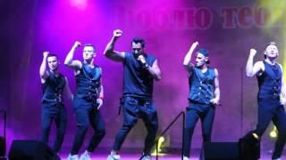 Стас Костюшкин концерт на День района 2017