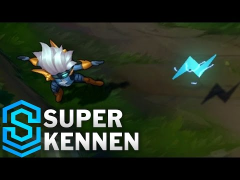 Super Kennen Skin Spotlight - League of Legends